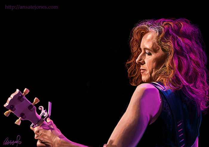 Neko Case, Austin City Limits 2014, reference provided by Scott Newton.